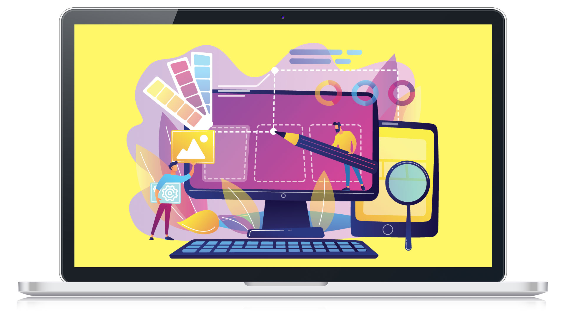 Website Design Services for Small Businesses